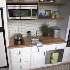 Tiny Kitchen Sink Entranching Tiny Kitchen Ideas Soleilre Small Sink