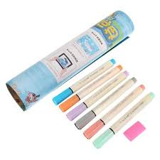 edible pen 6 colors magic invisible watercolor pen temperature change pen ar