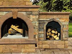 Patio Fireplace Kit by Cambridge Outdoor Living Fireplace Kits