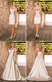 convertible mermaid wedding dress convertible wedding dresses wedding corners