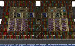 bibliocraft v2 4 3 bookcases armor stands shelves printing