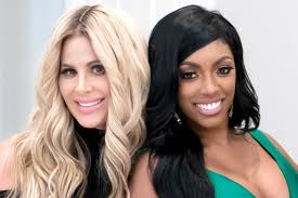 back of phaedra s hair porsha williams befriends kim zolciak after phaedra parks rhoa