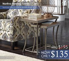 Key Town End Table by Occasional Tables U2013 All American Mattress U0026 Furniture