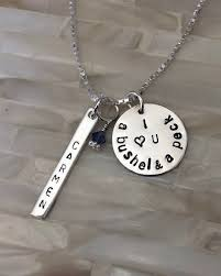 Personalized Hand Stamped Jewelry Personalized Hand Stamped Jewelry Sale Kandsimpressions