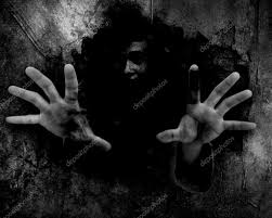 halloween black and white background black and white horror background for halloween concept u2014 stock