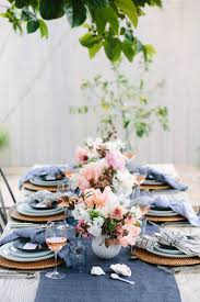 Table Setting by Stunning Summer Table Setting Ideas