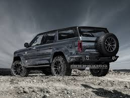 ford troller 2020 ford bronco may get 325 hp v6