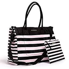 victoria secret hours black friday amazon com victorias secret weekend travel tote bag u0026 cosmetics