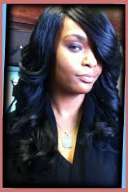 picture of hair sew ins ponytail hairstyles 2012 u will love best sew in weave atlanta