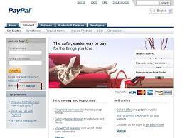 cara membuat paypal online cara daftar paypal belajar bisnis online bersama maulana malik