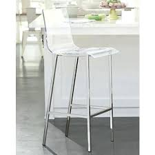 Acrylic Bar Table Acrylic Bar Table 1 4 Clear Acrylic Bar Stool Lumisource
