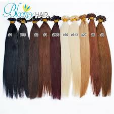 elegance hair extensions 1set i tip hair extensions silk european hair 5a