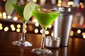 try out nigella u0027s green apple martini recipe today