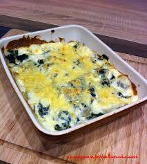 comment cuisiner les blettes marmiton gratin de blettes à la béchamel recette végétarienne companion