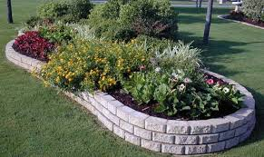 Flower Bed Edger Edging Around Flower Beds How To Make A Flower Bed Edging In