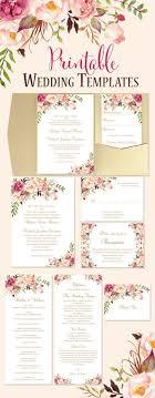 wedding stationery templates wedding invitation wedding invitations stunning diy wedding