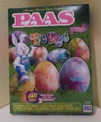 Scooby Doo Easter Egg Dye Kit Paas Easter Eggs Lost Found Vintage Toys