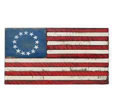 1876 American Flag David Edgerly David S Edgerly Customer Furniture Whitman Ma