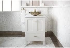 Kohler Poplin Vanity Faucet Com K 99527 Lg 1wa In Linen White By Kohler