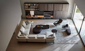 molteni divani divano modulare moderno in pelle in tessuto chelsea