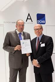 Dr Bade Nachhaltiges Bauen Im Fokus Assa Abloy Wird Mitglied Der Dgnb