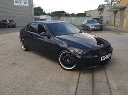 bmw 325i black m sport manual perfectly modified regularly