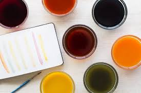 make your own natural food coloring