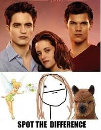 Twilight Meme - image twilight meme comic spot difference jpg the meme wiki
