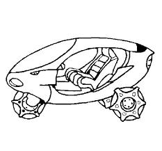 space bike coloring page coloringcrew com