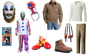 captain spaulding costume captain spaulding costume diy guides for