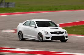 cadillac ats v series caddy gives away free track to v series buyers