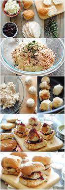 leftover thanksgiving turkey tater sliders recipe thanksgiving