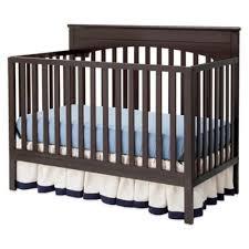 Delta Bentley 4 In 1 Convertible Crib Chocolate Delta Cribs From Buy Buy Baby