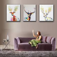 Home Decoration Painting by Popular Modern Artists Paintings Buy Cheap Modern Artists