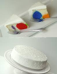 Once Upon A Pedestal Once Upon A Pedestal Surprise Inside Cake More Hidden Polka Dots