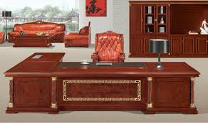 Luxury Office Desk Luxury Office Furniture Executive Desk With Gold Leaf Gilding