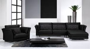 Cheap Black Leather Sectional Sofas Sectional Sofa Design Black Sectional Sofa For Cheap Silver