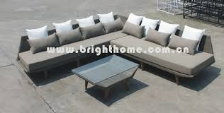 l shaped cheap rattan 7 seater garden sofa set buy 7 seater sofa