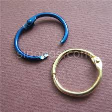 colored metal rings images Buy colored metal split rings 20mm ring binder jpg