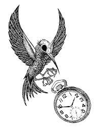 dead hummingbird tattoo design by iadm on deviantart