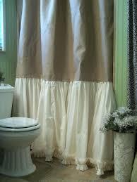 Grommet Burlap Curtains Burlap Shower Curtain Bazaraurorita