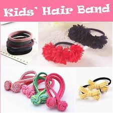 hair accessories for kids qoo10 09 hair band tie clip accessories children infant toddler