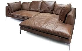 light brown leather corner sofa tan leather corner sofa lemondededom com
