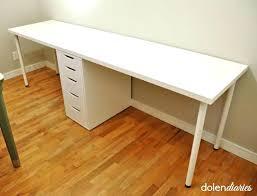 long desk for 2 long desk for two long desk for two long desk for two file cabinet