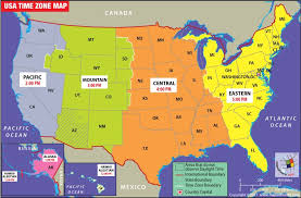 canadian map with time zones usa time zone map current local time in usa