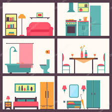 Furniture Icons For Floor Plans Bed Stock Vectors Royalty Free Bed Illustrations Depositphotos