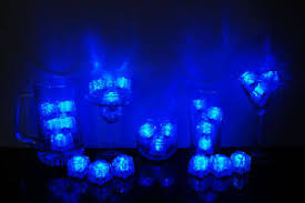 light up cubes set of 24 litecubes brand 3 mode blue light up led cubes