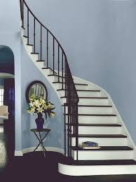 dunn edwards paints paint colors wall hamilton blue de6333 trim