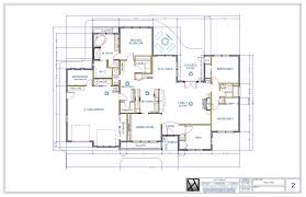 sample floor plan for house innovative examples simple floor plans scalable building plans
