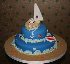 nautical baby shower cakes after cake designs weddings and other occasions nautical